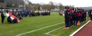 Read more about the article U17-Länderspiele in Wetzlar: RSV-Kids im Einsatz auf der großen Bühne