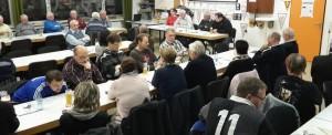 """Jahreshauptversammlung 2015: Es """"müllert"""" im Vorstand"""