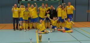 Fußball-ID: Kooperationspartner Fröbelschule gewinnt den Bezirksentscheid