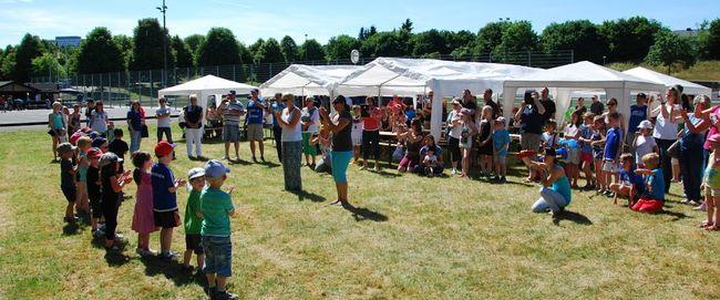 Sport- und Familientag: Der RSV feiert bei Kaiserwetter