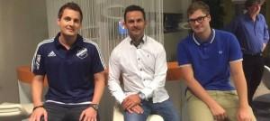 ZDF-Sportstudio: Meisterjahn schlägt Schuster und Rath