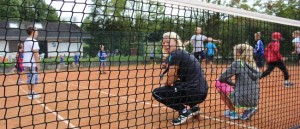 2. RSV-Tennis-Camp: Über 20 Kinder bevölkerten die RSV-Anlage