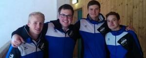 Eisstock: RSV-Teams beim Deutschen Pokal mit starken Leistungen