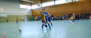 Futsal-Endrunden am Sonntag: B- und C-Jugend spielen um Titel