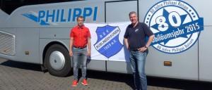 Read more about the article ID-Fußballer des RSV und Philippi-Reisen geben Kooperation bekannt