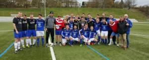 40 years of friendship – RSV und West Bergholt FC feiern über Ostern
