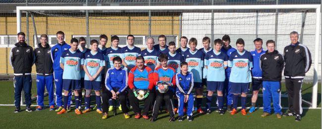 ID-Fußballer des RSV starten mit Licht und Schatten in die Hessenliga