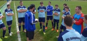 Hessenliga am Hessentag: RSV-ID-Kickern gelingt Sprung in der Tabelle