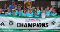 Turnier-Rückblick: RSV-Jugend international und national im Einsatz