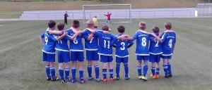 1. Jugendfußball-Turnier um den InSaRep-Pokal: Über 600 Kids zeigen tollen Nachwuchsfußball