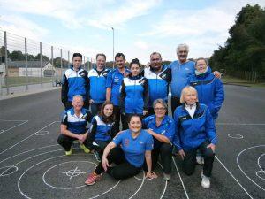 Teilnehmer an der Vereinsmeisterschaft 2016
