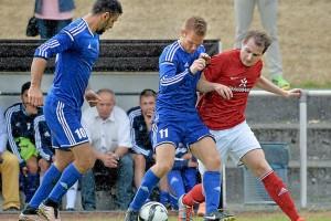 David vermag Goliath nicht zu ärgern: 0:4 gegen den VfB Marburg