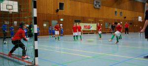 RSV-Jugend-Hallen-Cup bietet zwei Tage tollen Hallen-Fußball