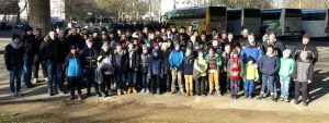 RSV-Jugend zu Gast in Leverkusen