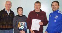 Engagement für Flüchtlinge: RSV erhält Auszeichnung der Egidius-Braun-Stiftung