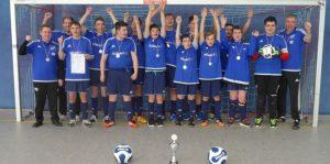 RSV-Fußball-ID holt zweiten Platz in Grünberg