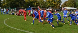 Saisonende der Fußball-ID Hessenliga in Offenbach