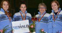 Deutscher Pokal: RSV-Eisstock-Damen gelingt historischer Triumph