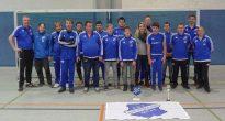 RSV Büblingshausen beim Finale der 1. Inklusiven Fußball-Liga