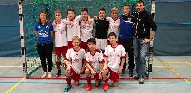 Futsal-Kreismeisterschaften: RSV-Jugend-Teams landen dreimal auf Platz 2