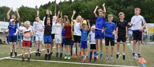 RSV feiert Sport- und Familientag – Sponsorenlauf im Mittelpunkt
