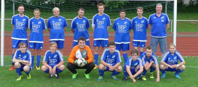 Rückrundenstart der ID-Liga in Klein-Linden: Youngster trifft zum ersten Mal