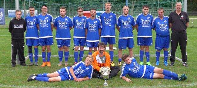 Saisonfinale Fußball-ID: Büblingshäuser-Kicker holen Rang 4