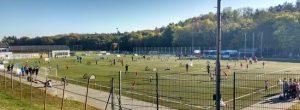 Funino – Fußball-Spaß ohne Leistungsdruck auf der Bezirkssportanlage