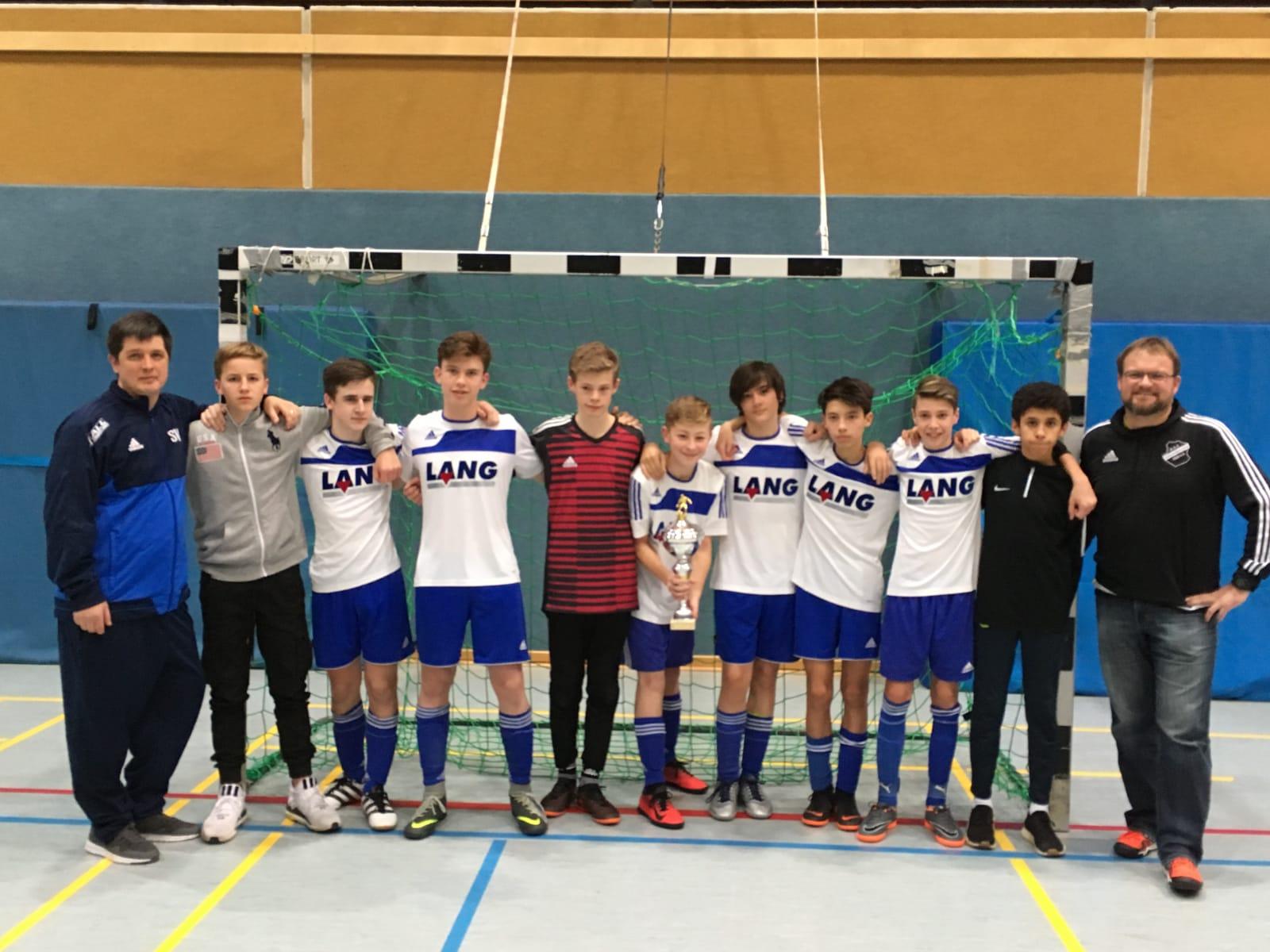 Jugendfußball vom Wochenende: D- und B-Jugend scheitern nur knapp am großen Triumph