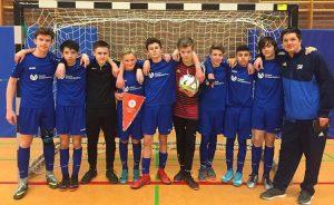C-Jugend ist Futsal-Kreismeister 2019