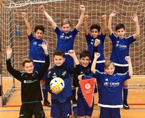 RSV-D2 wird Futsal-Kreissieger