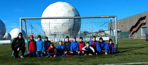 U13 mit gelungenem Trainingslager in Bad Aibling