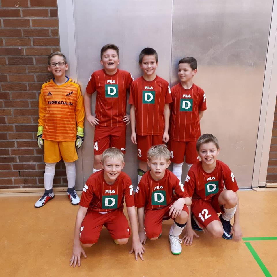 Futsal-KM: E-Jugend wird Vize-Meister – Sonntag Finale bei der C-Jugend