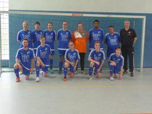 Starke Defensive: RSV-Inklusions-Team holt zum Saisonstart Platz 5 in Grünberg