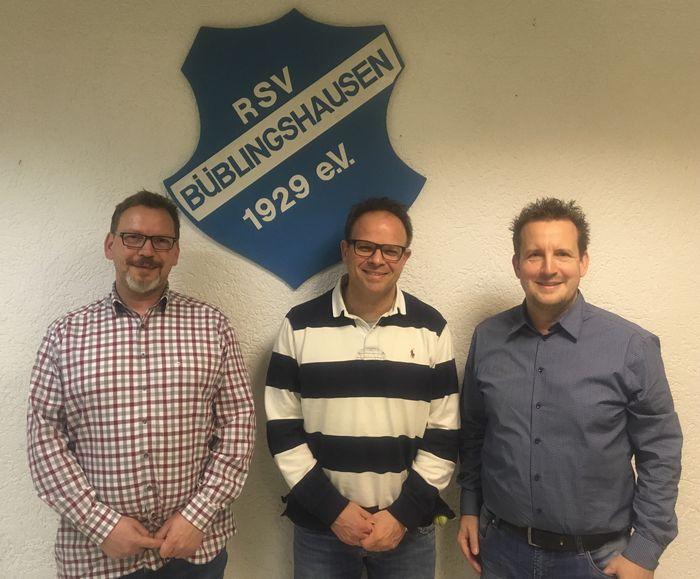 Axel Unützer führt RSV-Tennis-Abteilung – Auch 2019 wieder Trainingsangebot für Kinder und Erwachsene