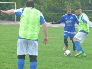 2. Spieltag Hessenliga-ID: RSV bei Wasserschlacht in Groß-Gerau