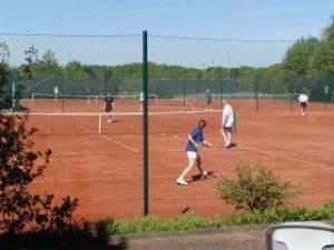 RSV-Tennisplätze sind eröffnet