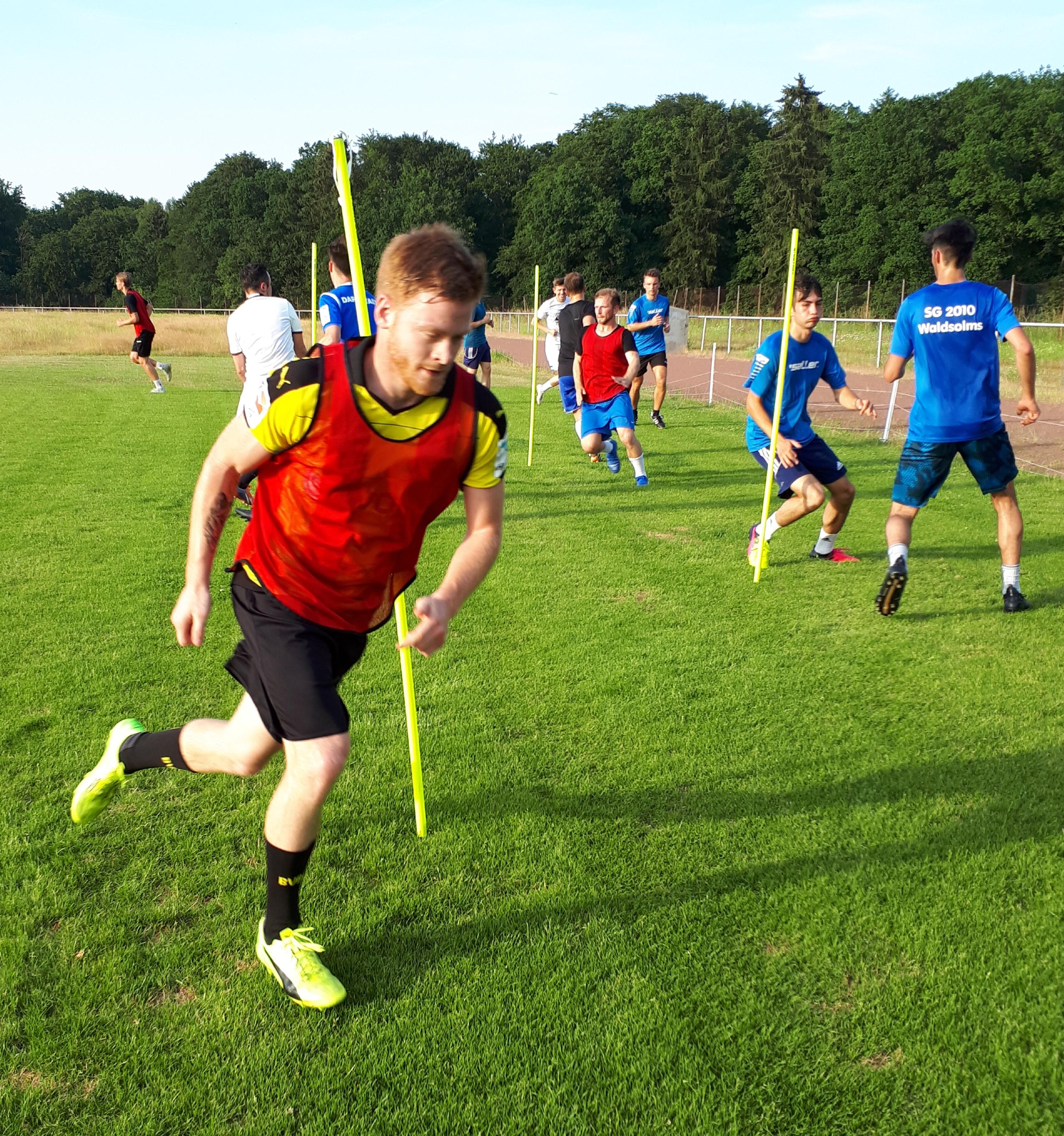RSV startet mit Neuzugang Lennart Faber in Saisonvorbereitung