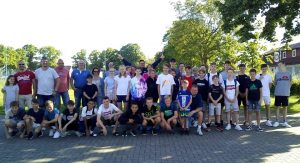 C-Jugend-Saisonabschlussfahrt ins Aquamagis Plettenberg