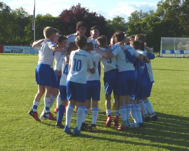 Fußball am Sonntag: Regionalmeisterschaft E-Jugend und Relegation-Rückspiel bei der D