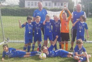 F-Jugend sorgt auch bei Turnier in Kassel für Furore