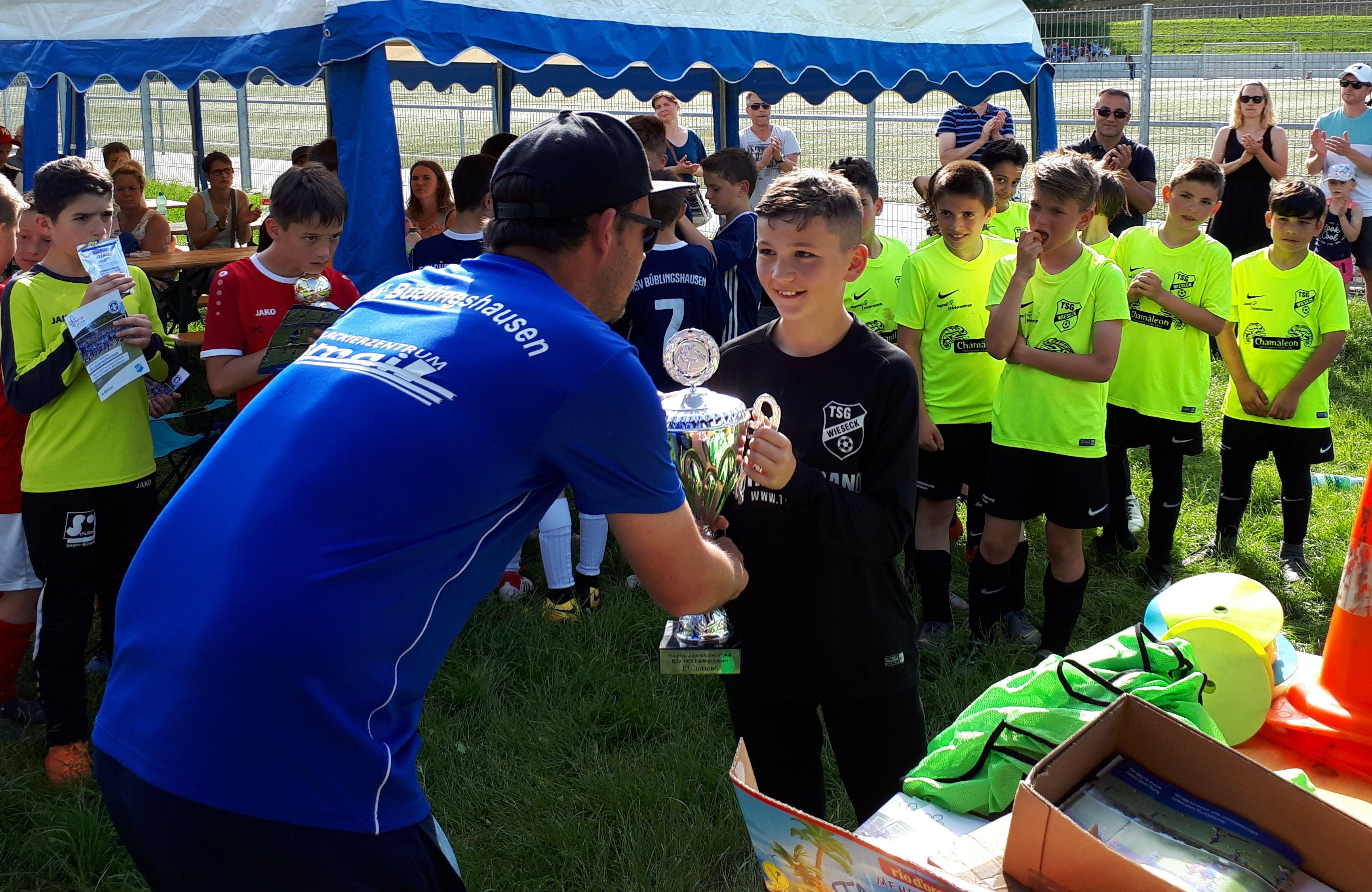4. RSV-Turnier um den InSaRep-Pokal: RSV- C-Jugend siegt – Über 50 Mannschaften am Start