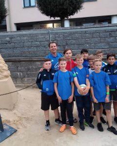 D-Jugend vertritt Wetzlar in Tschechien