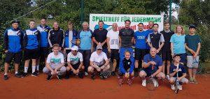 Tennis: RSV-Abteilungen spielten um Turniersieg