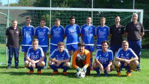 Read more about the article Fußball-ID: Letzter Spieltag in Klein-Linden – Hanisch gibt Traineramt auf