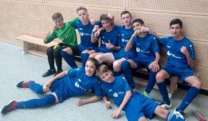 Futsal: C-Jugend holt den One IT-Cup in Ockstadt