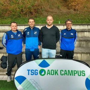 RSV-Trainer erneut zur Fortbildung in Hoffenheim