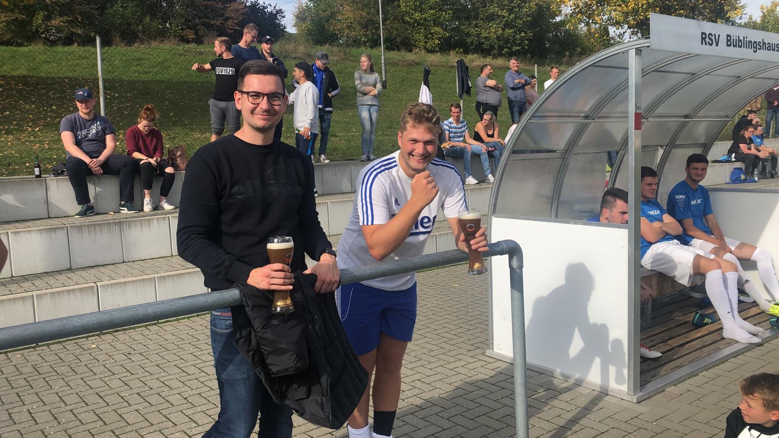 RSV dreifacher Derbysieger mit 21 Toren