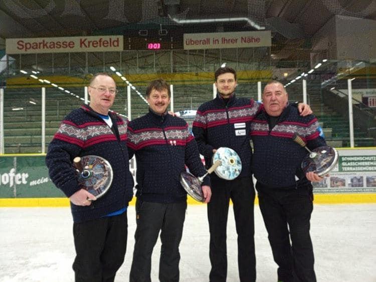 Eisstock: RSV-Teams wieder westdeutsche Meister