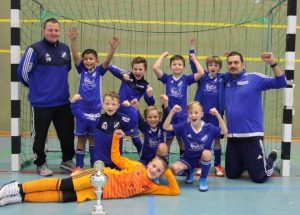 Read more about the article RSV-Youngsters gewinnen eigenes U9-Turnier